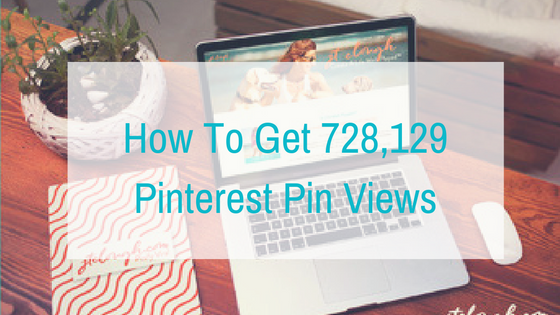 How To Get 728,129 Pin Views On One Shopify Product